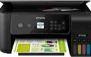 Epson ET-2720: One of the best home printers