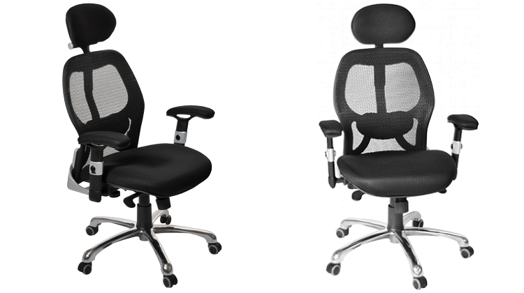 Ergo-Tek Mesh Manager's Chair